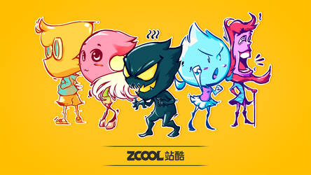 [ ZCOOL TEAM -Z- ] Wallpaper02