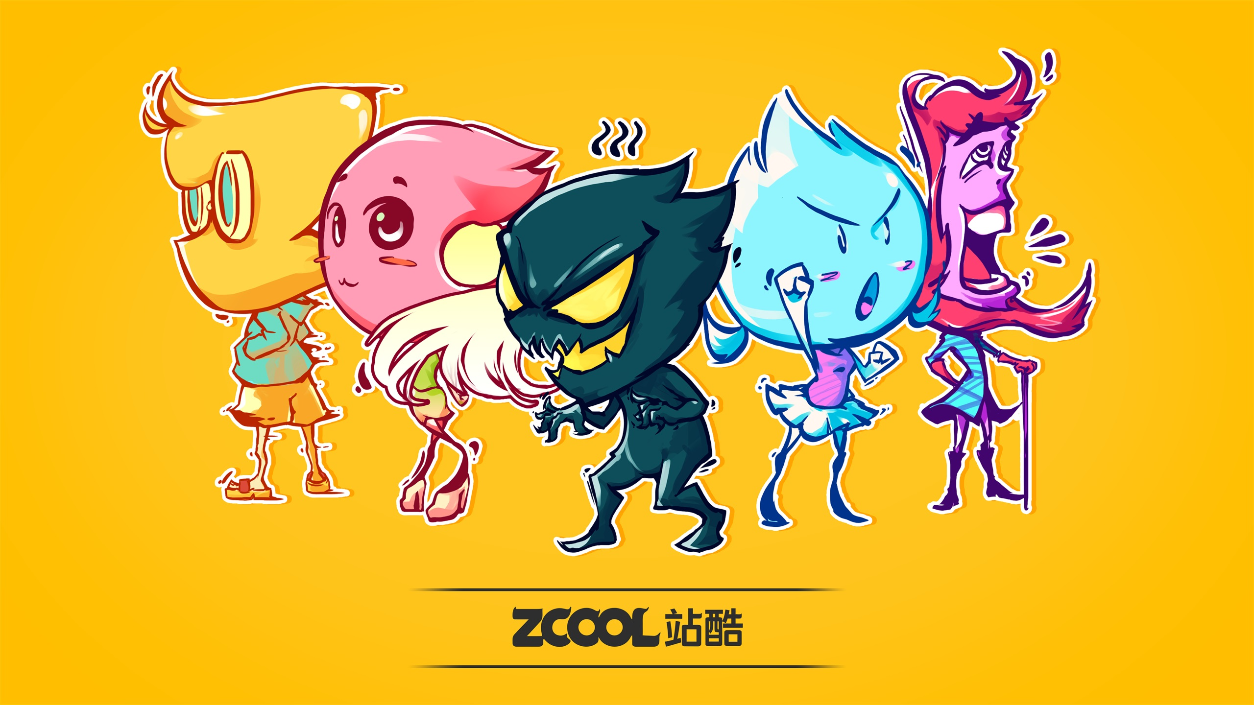 [ ZCOOL TEAM -Z- ] Wallpaper02 by jian894123078