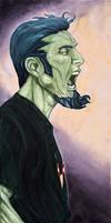 Screaming Green by bmoss