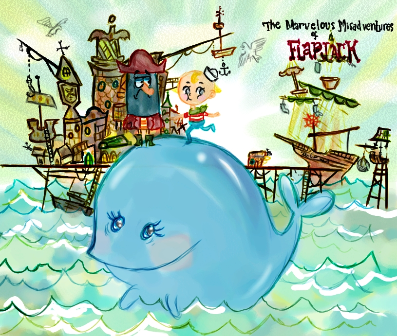 The marvelous misadventures of flapjack by gumixp on deviantart the marvelous misadventures of flapjack by gumixp voltagebd Images