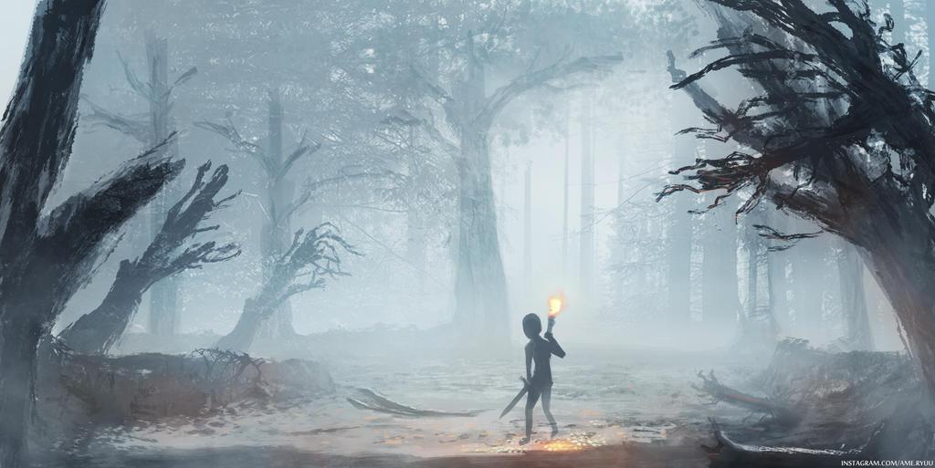 Kimari Forest by KernalK