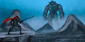 Hero of the day vs Winter god (30 min)