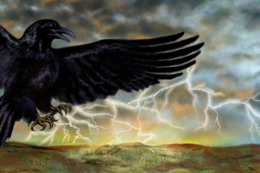 Thunderbird by Flrmprtrix