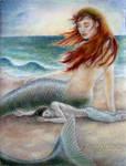giant mermaid