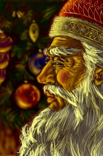 Sinterklaas by Flrmprtrix