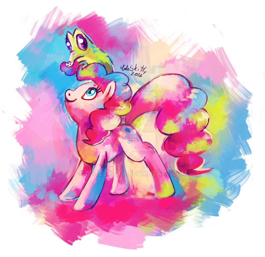 Candy Bomb by CuteSkitty