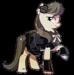 Octavia in Dress