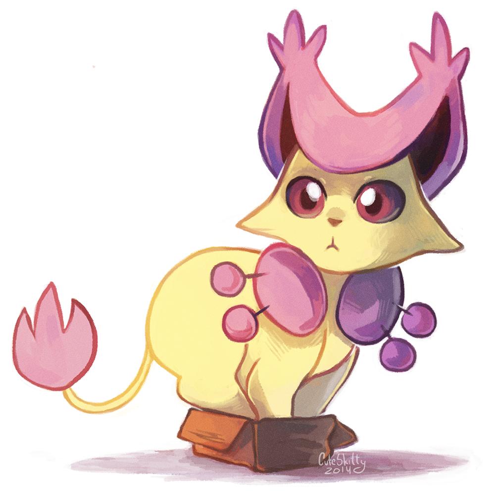 Delcatty by cuteskitty on deviantart - Pokemon skitty ...