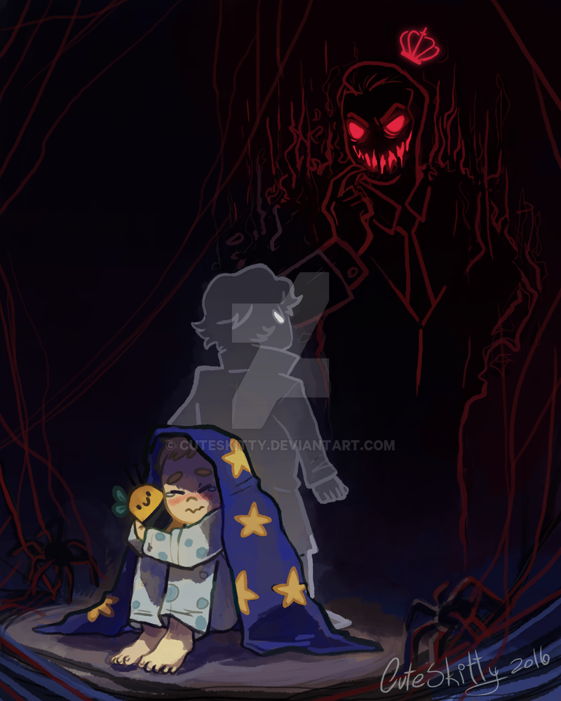 Nightmare by CuteSkitty