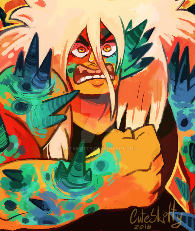 """Support me on: Facebook Tumblr Jasper doodle I made after watching SU latest episode, """"Earthling"""" I felt so sorry for her."""