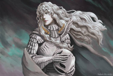 Griffith - Berserk by Spieggel
