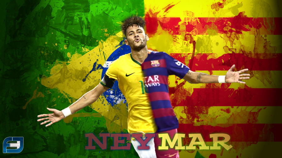 Neymar Jr | Barcelona | 2015/2016 Overall - YouTube