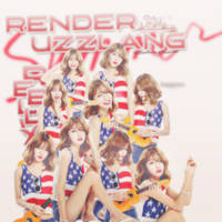 Render Uzzlang Girl-shirobanhbeo by Rebellixclub