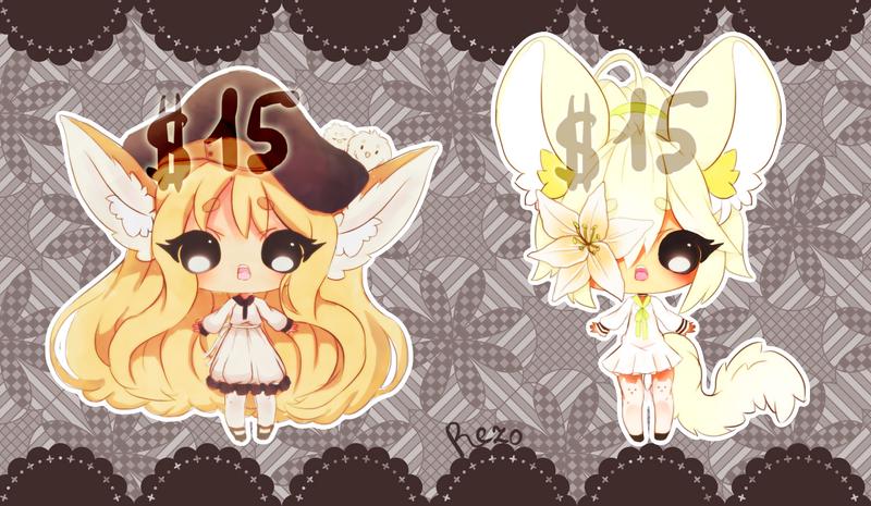 Chibi adopt 3 [O P E N] by Rezo-Bunny-Adopt