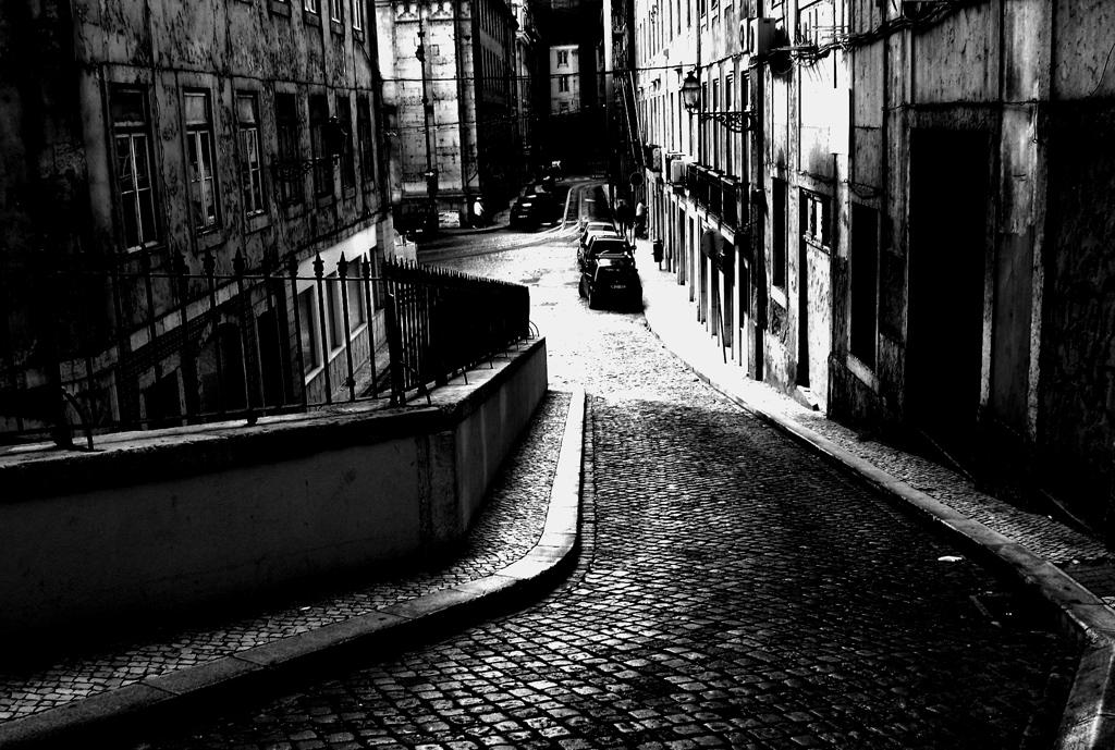The Dark Lisbon by AhkHorus