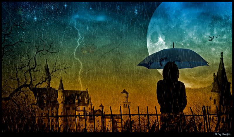 Dream Rain I I by OkTaYBiNGoL