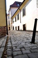 Prague Back Street by StevenWard