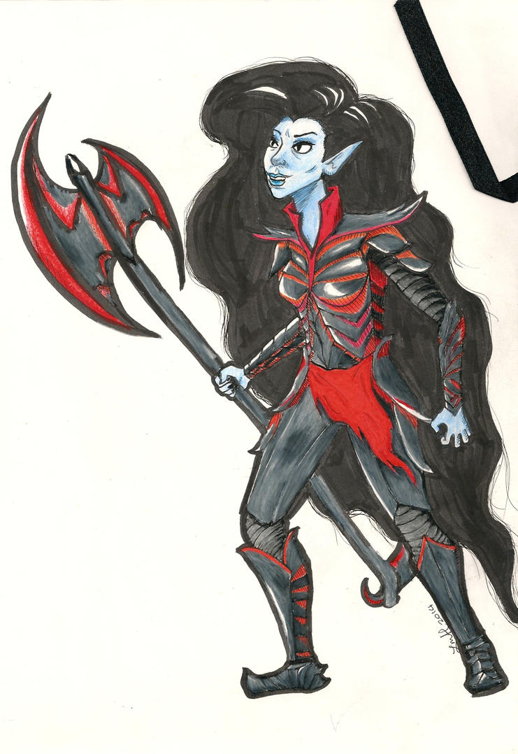Marceline- This means war! by mindgeek