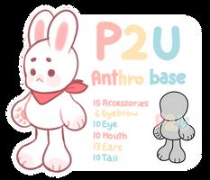 P2U Cute anthro base