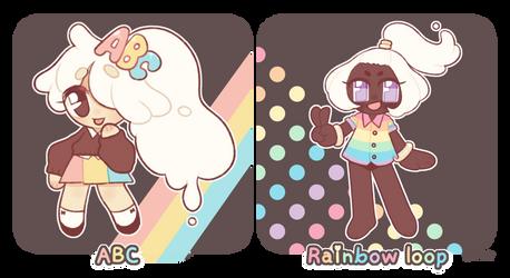OPEN : Rainbow cereal : OTA