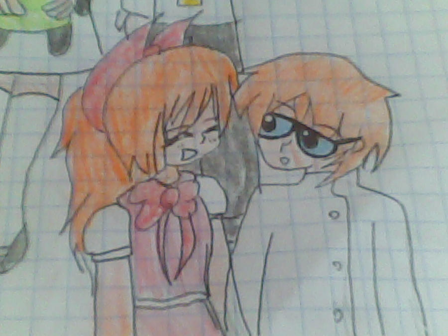 Ppgd Blossom And Dexter blossom and dexter ppg...