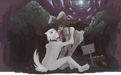 5927 +Beware of Big Bad Wolf+ by itakoaya