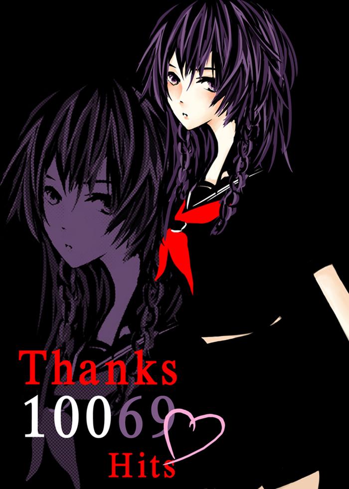 Thanks 10069 Hits by itakoaya