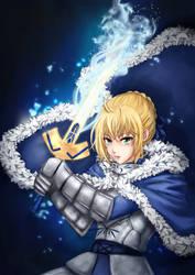 Sword of Promised Victory by itakoaya