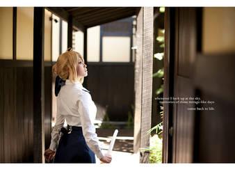 Saber: Mirage Days by itakoaya