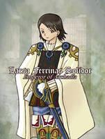 Emperor Larsa Ferrinas Solidor by itakoaya