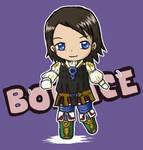 Chibi Larsa Bounce by itakoaya