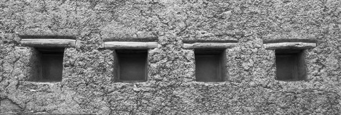 Four Windows by UpCideDownRain