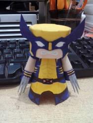 Wolverine by Ham Headz