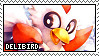 Delibird fan stamp by Unknown-Shadow66