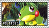 Politoed fan stamp