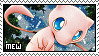 Mew fan stamp by Unknown-Shadow66