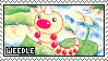 Weedle fan stamp by Unknown-Shadow66