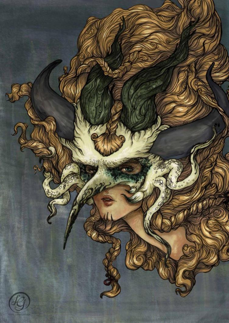 Masquerade by Hahnsel