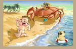 Island Life - Crabby Love