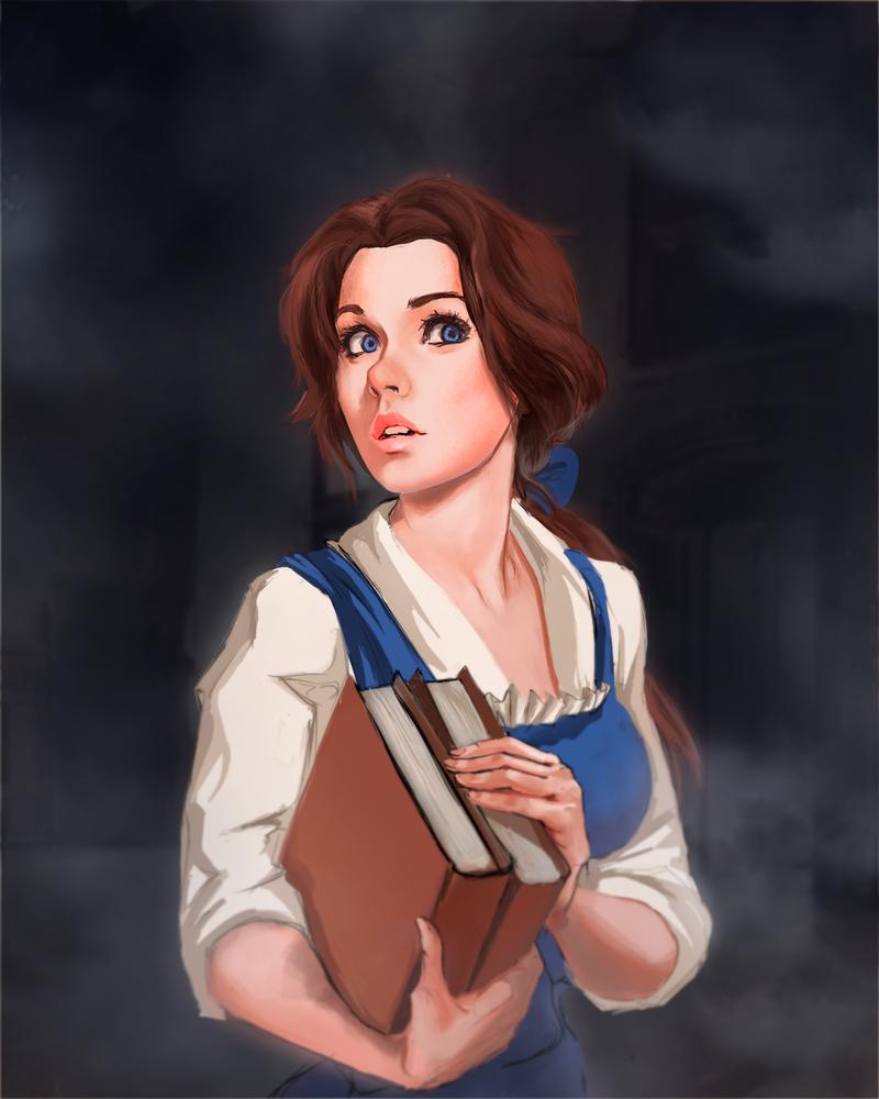 A most peculiar mademoiselle by stellarzealot