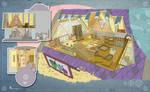 Alchemist's House - Bedroom