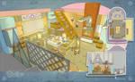 Alchemist's House - Dining Room