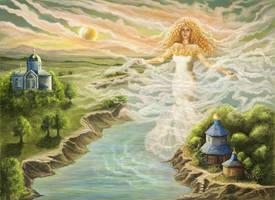 Daughter Earth by Vilenchik
