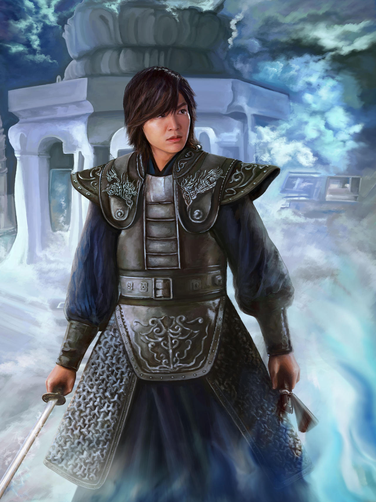 Choi Young: Faith by Vilenchik on DeviantArt