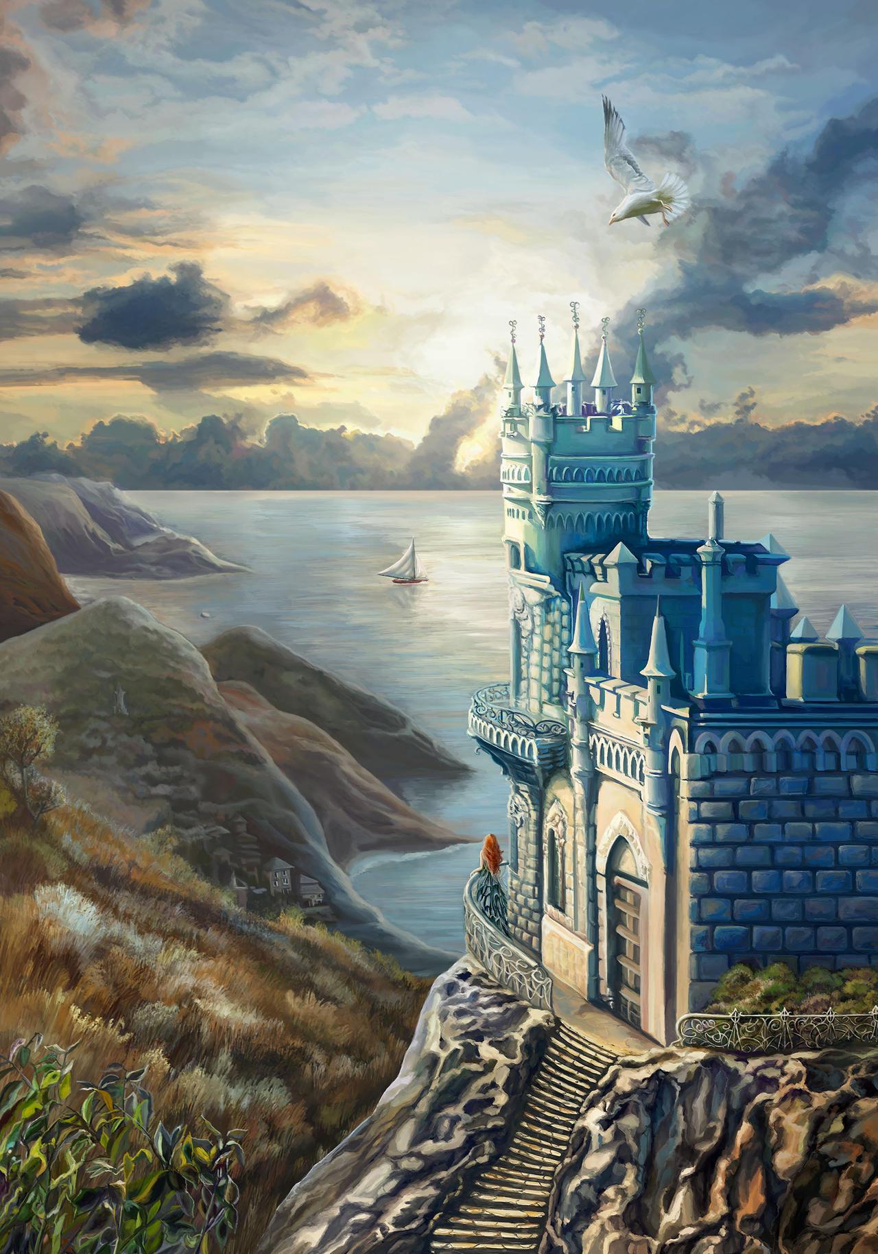 Dream Land by Vilenchik