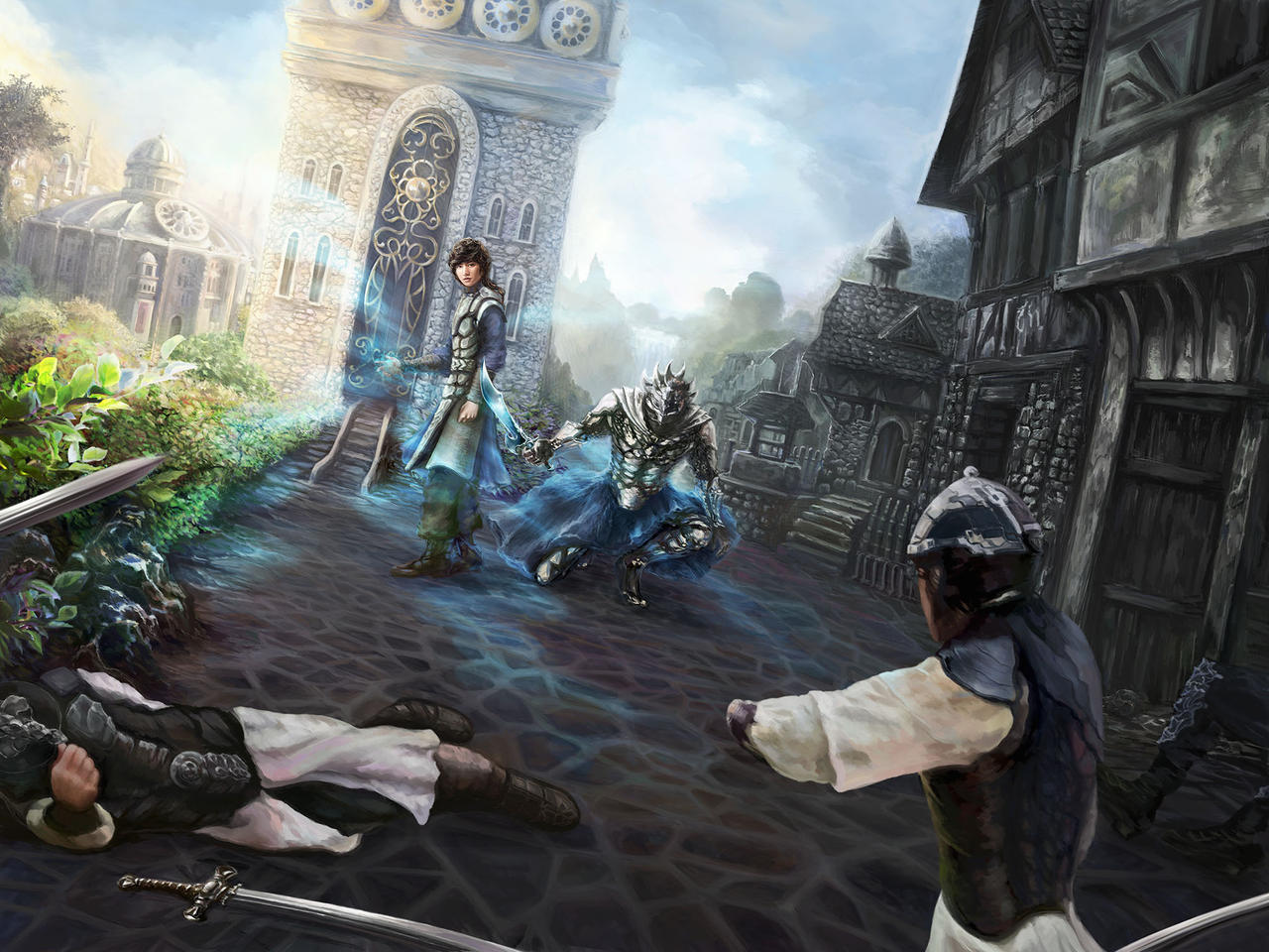 Under siege by Vilenchik