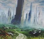 Megapolis in the neighborhood
