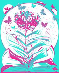 Flower of knowledge by Vilenchik