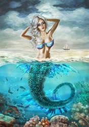Sea Princess by Vilenchik