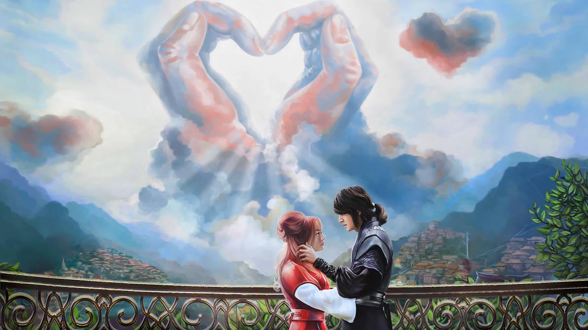 Love Wallpaper by Vilenchik